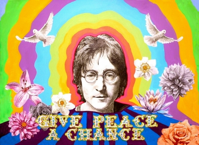 John Lennon, Give Peace a Chance